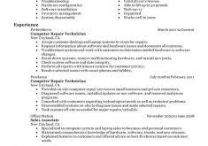 Computer Technician Resume Sample by Interesting Design Ideas Security Resume Sample 15 Best