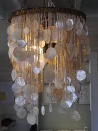 Beach House Light Fixtures by Clarissa Glass Drop Petite Round Chandelier Pottery Barn Home