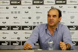 Ricardo Gomes confirma Botafogo com argentino e espera Luis ...