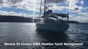 bavaria 50 cruiser 2005 nautilus yacht management on vimeo