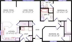 Ranch Style House Plans With Basement by Basement Floor Plans Ranch Style Homes Home Styles
