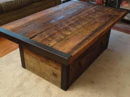 Home Design Decor Reviews Reclaimed Wood And Iron Coffee Table Give Om Reviews Tables Metal