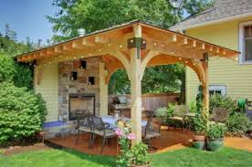 Simple Covered Patio Designs by Chair Furniture 4610outdoorfireplace Backyard Patio Ideas Awesome