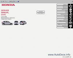 honda civic 2d 4 5d 5d 3d 2001 2002 service manual repair