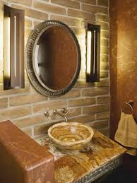 Bathroom Ideas Design Rustic Bathroom Decor Ideas Pictures U0026 Tips From Hgtv Hgtv