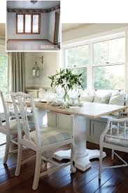 Dining Table With Banquette 323 Best Kitchen Banquettes Benches Images On Pinterest