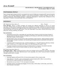 Sample Resume For Retail Manager by 97 Retail Manager Resume Sample Resume For Retail