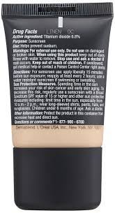 amazon com dermablend smooth liquid foundation makeup with spf 25