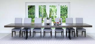 extra large u0026 wide oak u0026 walnut dining table designs