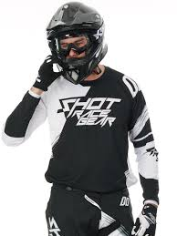 black friday motocross gear shot black 2017 contact claw mx jersey shot freestylextreme