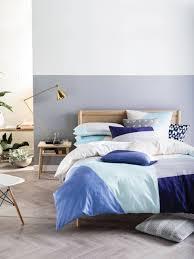 linen house quilt covers van blue double quilt cover sets quilt