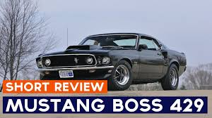 1969 Mustang Black Jade 1969 Ford Mustang Boss 429 Short Review Basic Info About 1969