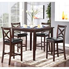 milo collection 5 piece dining room set