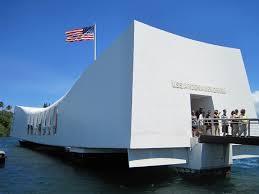 Arizona Memorial - Pearl Harbor