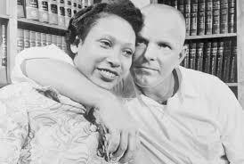 Richard and Mildred Loving in Washington  DC