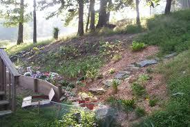 creative hillside landscape ideas u2014 porch and landscape ideas