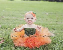 12 18 Month Halloween Costumes Pumpkin Cutie Tutu Dress Newborn 0 3 6 9 12 18 24 Months
