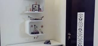 3bhk flat interior design and decorate at mangalam grand vista