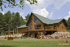 golden eagle log homes floor plan details eagle prow iv 1931al