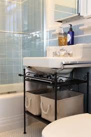 Bathrooms Small Ideas by Best 25 Pedestal Sink Storage Ideas On Pinterest Small Pedestal