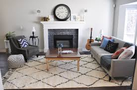 living room perfect area rugs for living room marrakesh rug in