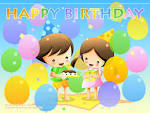 Wallpapers - Childrens Day, Happy Birthday - Children - Desktop ...