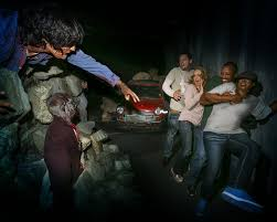 halloween horror nights universal halloween horror nights celebrates opening night with the eyegore