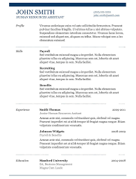 standard resume format for freshers 9 best free resume templates download for freshers best download template 2 doc