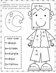 halloween subtraction color by number frank pdf google drive