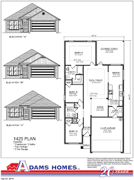 House For Plans by Clayton Cove Adams Homes