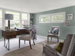neutral color living rooms work office paint color schemes blue