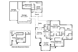 ranch house plans kingsley 30 184 associated designs
