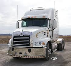 2004 volvo truck mack bumpers