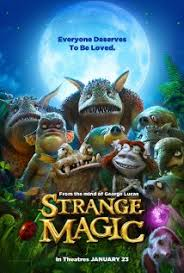 Ver Pelicula Strange Magic