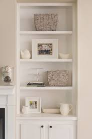 White Bookcase With Drawers by Best 25 White Bookshelves Ideas On Pinterest Living Room
