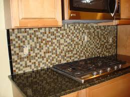 Mosaic Tiles For Kitchen Backsplash Kitchen Enchanting Small Kitchen Design And Decoration Using