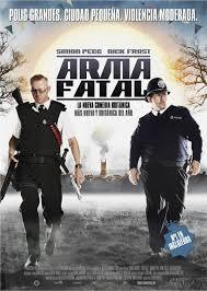 Arma fatal (2007) [Latino]