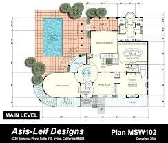 villa design plans mesmerizing villa plan and elevation of 2853 sq