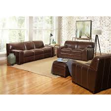 leather living room sets costco