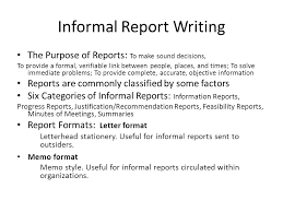 Business Communication Workshop Course Coordinator Ayyaz Qadeer     Informal Report Writing Report Formats   Report format Plain paper  manuscript form