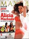 alicia machado h fotos