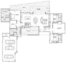 House Plans Open Floor Plans Open Floor Plans For Single Story Modern Shed Homes 3312 Sq Ft