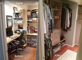 diy closet organizer plans for 5 u0027 to 8 u0027 closet