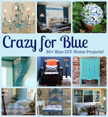 Home Decor Diy Projects Crazy For Blue In The Garage