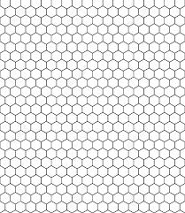 hexagon tessellation template corpedo com