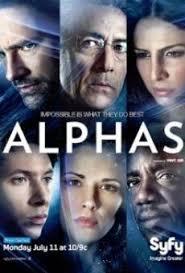 Biệt Đội Alphas 1 Alphas Season 1 - 2011