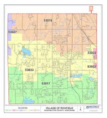 Map Of The Villages Florida by Richfield Wi Official Website Maps