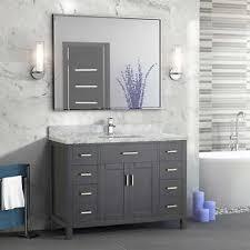 Costco Bathroom Vanity by Costco U003eca Like Grey Tones Studio Bathe Kalize Ii 48 Pepper Grey