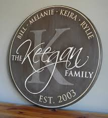 Personalized Signs For Home Decorating Best 25 Personalized Signs Ideas On Pinterest Personalized