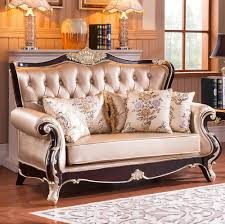 Wood Sofa Designs 2015 European Living Room Furniture Sofa Set New Designs 2015 Sofa Set New